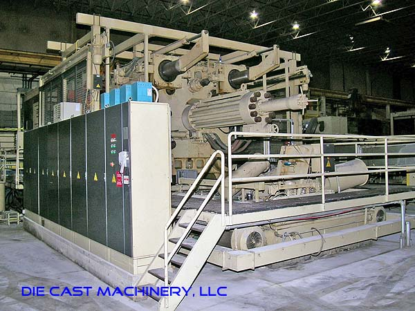 For Sale Secondhand Die Casting Used Aluminum Furnaces
